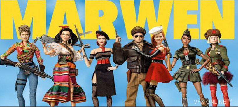 Cinema Club Welcome To Marwen Popcorn For One Film Reviews